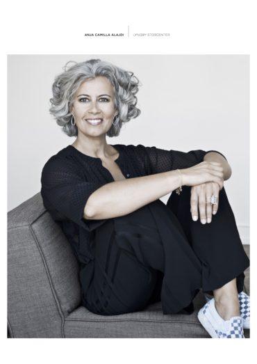 Din Biografi – interview Anja Alajdi