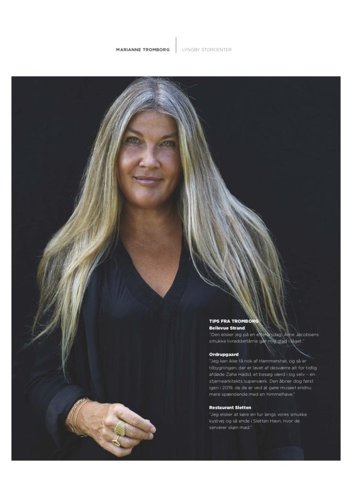 Din Biografi – Interview Marianne Tromborg