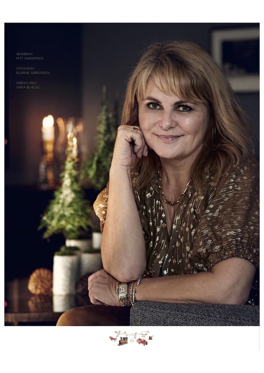 Journalisten & Forlaget – Sara Blædel LSC 2019